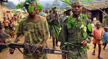Ribelli Maï-Maï nel Congo-K