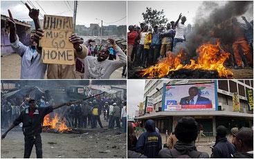 Kenya Elezioni 2017