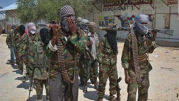Terroristi al Shabaab