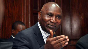 L'Auditor General del Kenya, Edward Ouko
