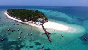 Prison Island- Zanzibar