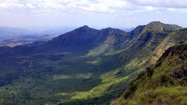 Losiolo Escarpment