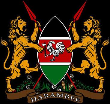 Stemma del Kenya