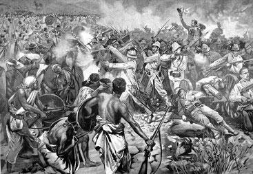La battaglia di Adua