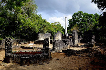 Mnarani Ruins,Kilifi