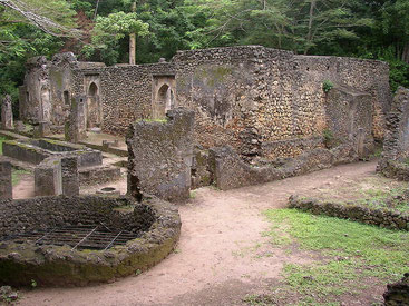 Great Mosque of Gedi