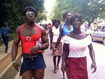 Gay in Tanzania