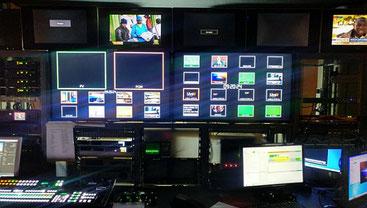 OFF AIR -TV spente per il blocco governativo
