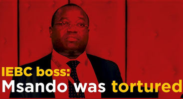 Christopher Msando was tortured