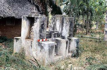 Witu. Tomb of Ahmed Simba