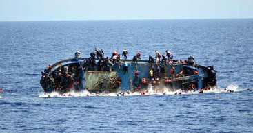 "Costoro saranno i ""Presunti rifugiati"""