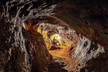 Grotte del Paradiso Perduto