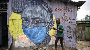 Pandemia Covid-19 in Kenya