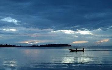 Isola di Bugala - Lago Vittoria, Uganda