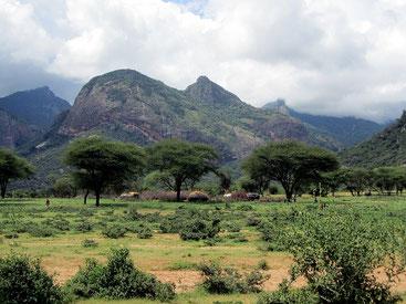 Ndoto Mountains, Aldera Hill