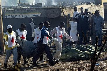 L'attacco all'hotel Paradise di Mombasa nel 2002 fece 13 morti kenioti e tre turisti israeliani