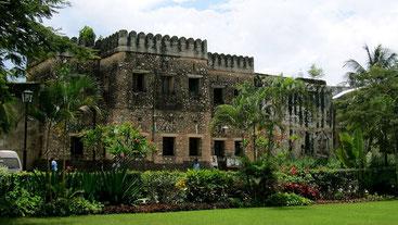 Il forte arabo, chiamato anche il vecchio forte (Old Fort), e con il suo nome locale Ngome Kongwe-Stone Town Zanzibar