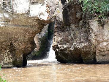 Ingresso Grotta Mau-Mau