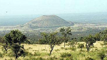 Chylu Hills
