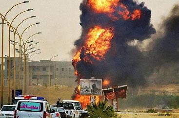 Gli ultimi scontri a Tripoli