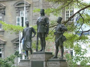 War Memorial Monument,  Nairobi