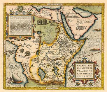 Descrizione dell'Impero Abissino o del Prete Gianni - 1564