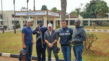 Carlo Gentile arrestato in Kenya