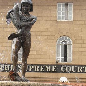 Naked Justice Boy, Nairobi