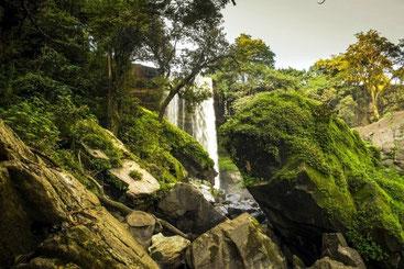 Koromosho Falls