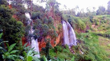 Nthenge Njeru Falls