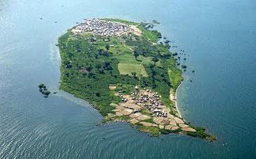 Isola di Kimi - Lago Vittoria, Uganda