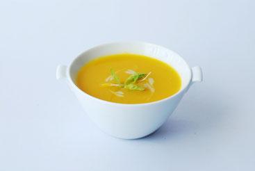 Suppe basisch.