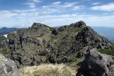 八ヶ岳 高山植物 ガイド
