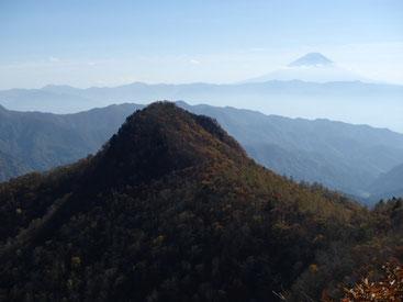 黒富士 登山情報
