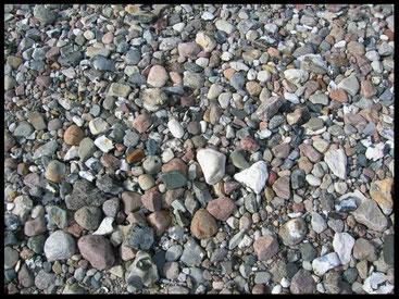 Dem geflügelten Wort zum Trotz, gleicht kein Stein dem anderen.