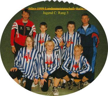Sportunion Schärding Faustball