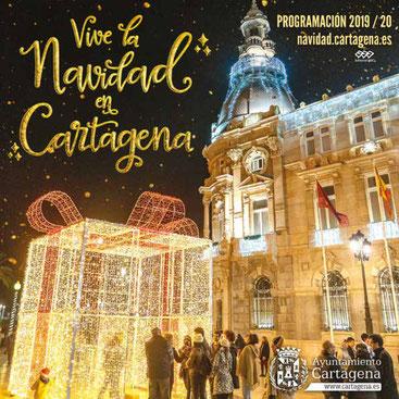 Fiestas en Cartagena Programa de Navidad