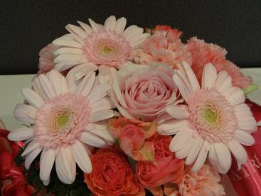 誕生日にいただいたお花♪かわいい♪