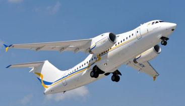 The serial production of the Ukraine-built An-158 has begun  /  source: Antonov