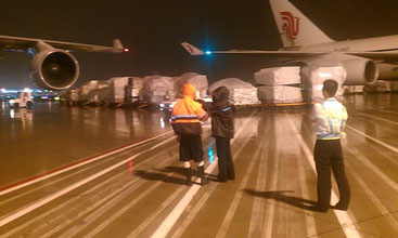 Cargo operations at Pudong Airport could be curtailed