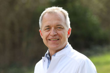 Dr. med Matthias Kraft (Chefarzt der BioMed Klinik, Bad Bergzabern)