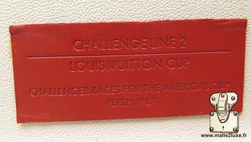 Valise Challenge Louis Vuitton inovation 1985