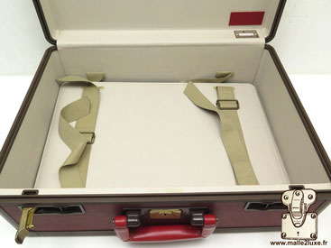 Challenge Louis Vuitton inovation 1985 suitcase