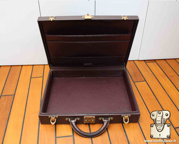 Louis Vuitton diplomat suitcase
