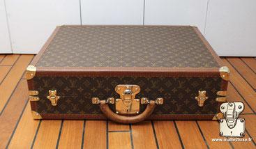 valise jumelle Louis Vuitton 1990