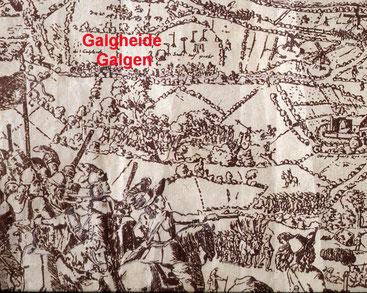 Galgheide - Stadtarchiv Münster
