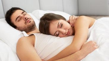 slapen goede nachtrust uitgerust wakker worden tips