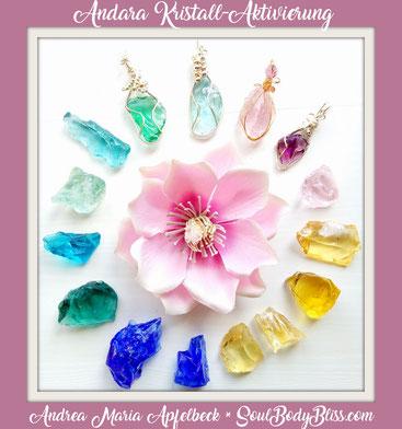 Andara Kristalle