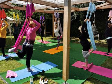 Aerial Yoga Workshops 2021 Yoga Und Gesundheitsstudio Stralsund
