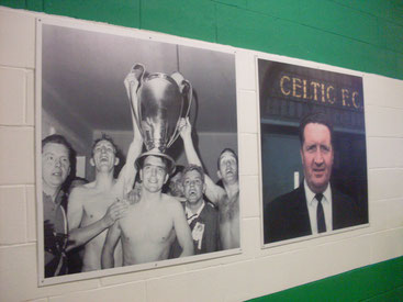 Celtic Glasgow football manager
